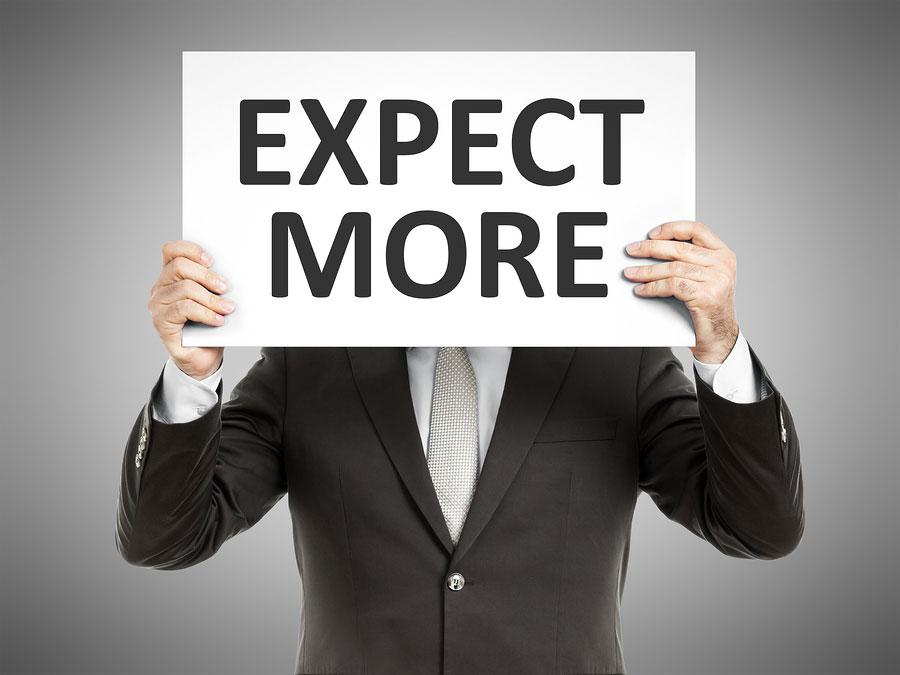 Executive en Carrière Marketing Wat verwacht je